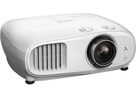 Epson Beamer EH-TW7100 LCD Helligkeit: 3000lm 3840 x 2160 UHD 100000 : 1 Weiß