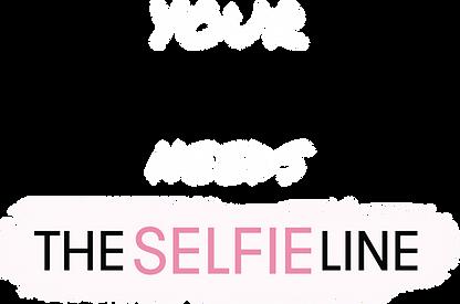Your Selfie Game Needs the Selfie Line 3