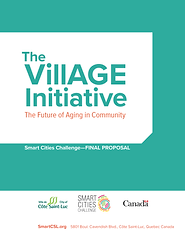 The VillAGE Initiative - Final proposal cover