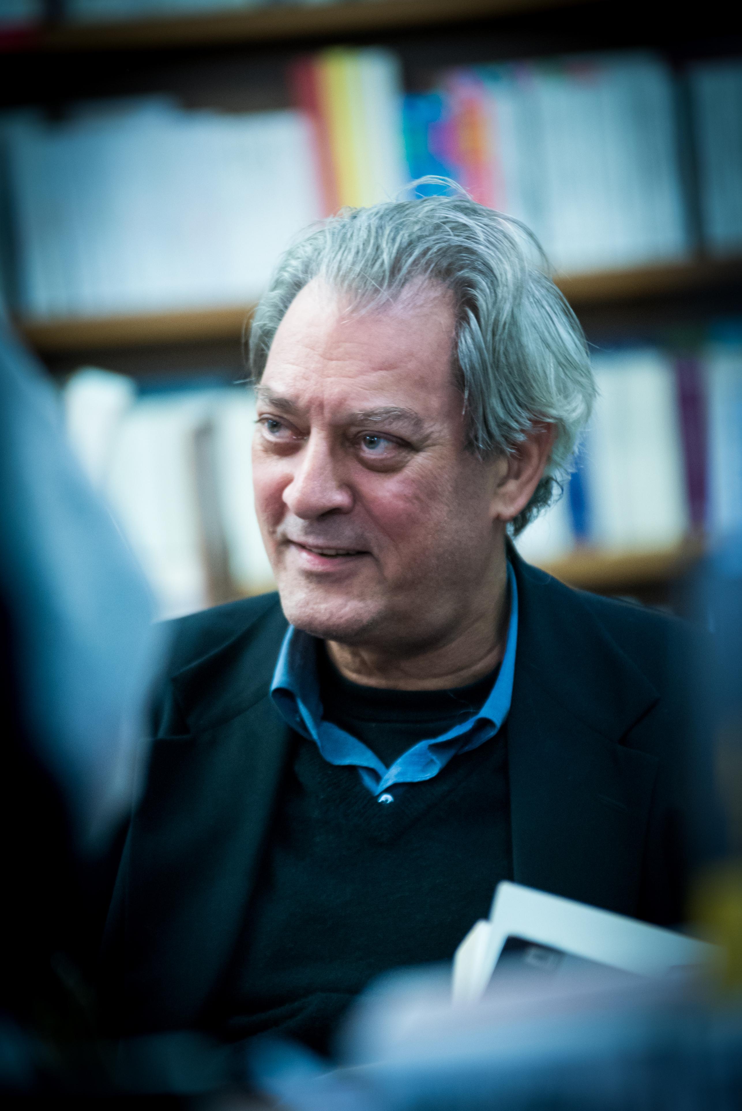 PAUL AUSTER : écrivain
