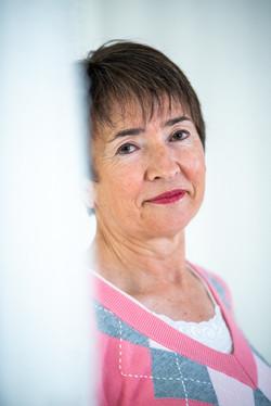 ODETTE pour Femme Actuelle Senior