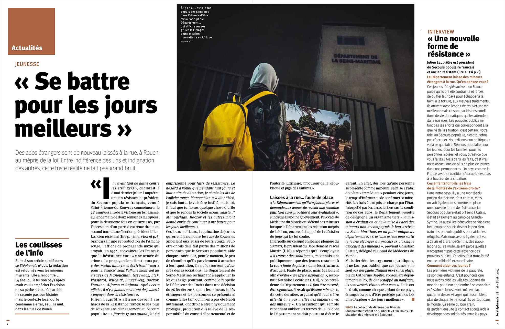 Le Stéphanais 18 mai 2017