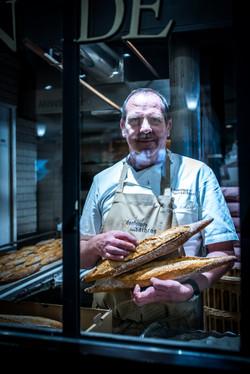DOMINIQUE SAIBRON : boulanger