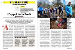 CA MARCHE L'APPEL DE LA FORET