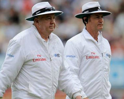 Who'd want to be an umpire?
