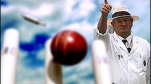 Loneliness of the Long Distance Cricket Umpire