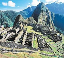 On top of the world - Machu Picchu