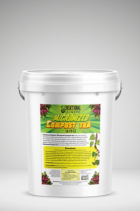Micronized Compost Tea - 10 lb