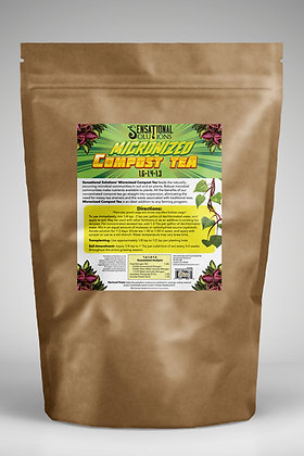 Micronized Compost Tea - 5 lb