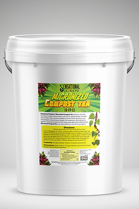 Micronized Compost Tea - 25 lb