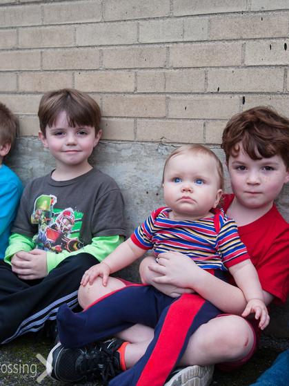 CCX kids!