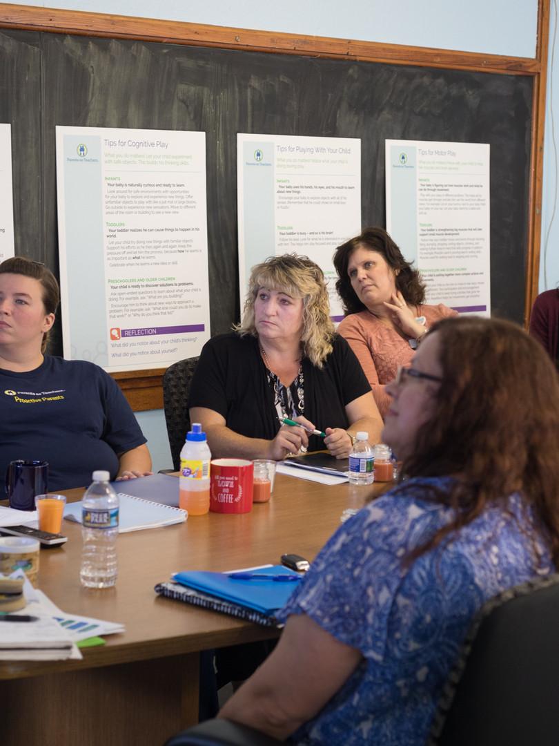 Parents as Teachers advisory board