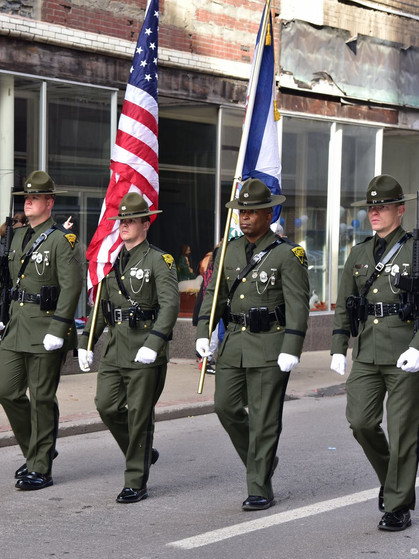99th Veteran's Day Parade in Welch