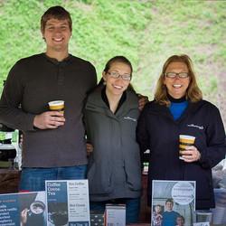 CCX coffee and bread fundraiser