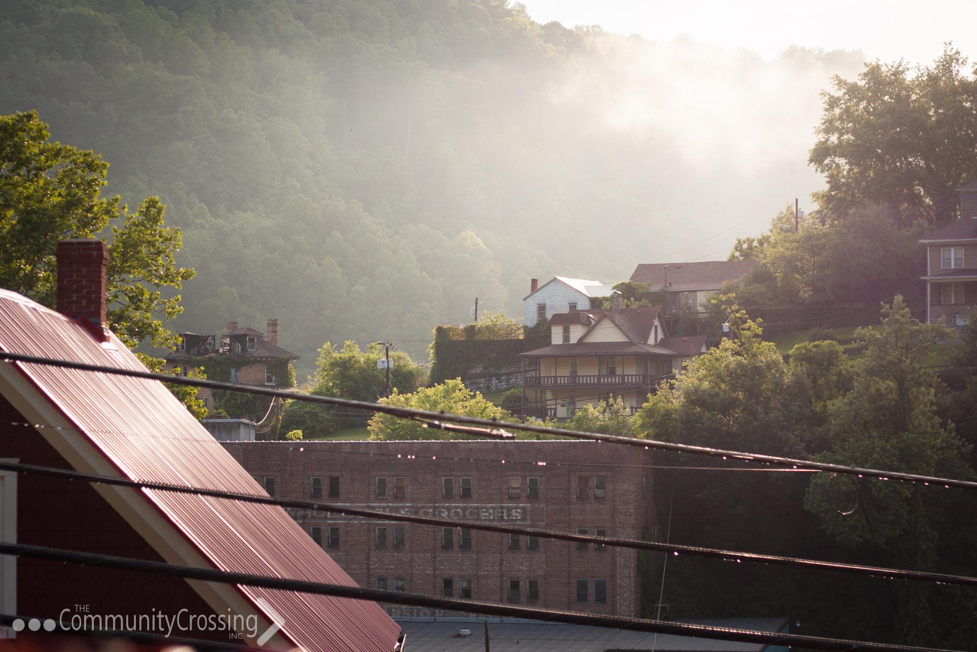 Mist and Sun