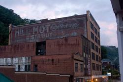 Buildings in Welch