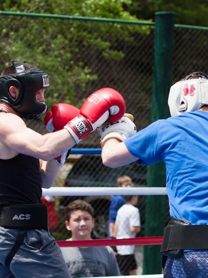 Tug River Spring Fling featuring Black Diamond Boxing
