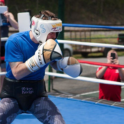 Black Diamond Boxing at Spring Fling