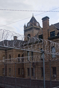 Courthouse and Prison