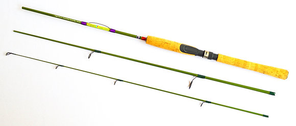 ADRENALINA240 Spinning rod 8tf / 10 to 30gr