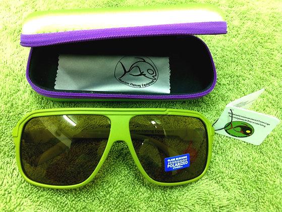"""""""Super Polarized"""" - Glare erasing sunglasses"""