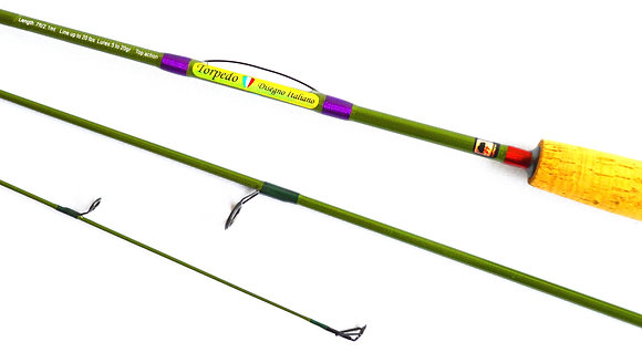 ADRENALINA210 Spinning rod 7ft / 10 to 30 gr