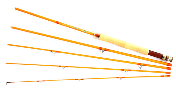 Modello Travel - 9ft #5-6 trout fly rod