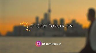 Dr Cory Torgerson, medical video production, video servies