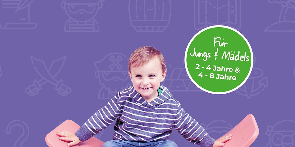 Wobbelturnen für Kinder von 5 - 8 Jahren (ohne Begleitperson)