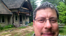 I Take a Natural Building Class at Fox Maple School to Get Ready for Eagle House