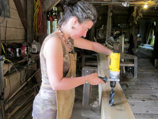 Five Things Every Timber Framing Apprentice Should Consider