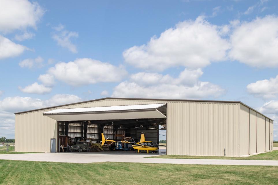 Jacksonville Airport Hanger