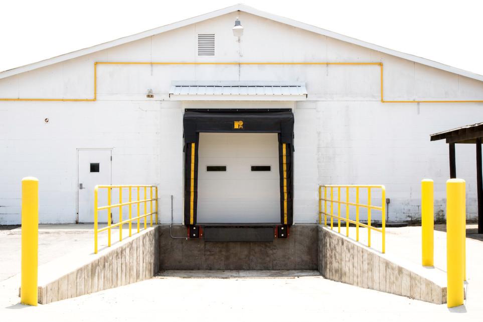 Washington County Loading Dock
