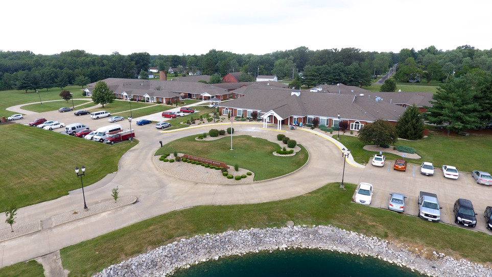 Countryside Manor aerial