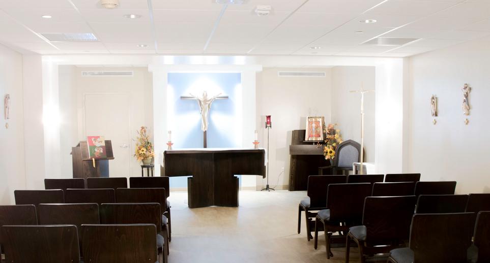 Holy Family Greenville Chapel