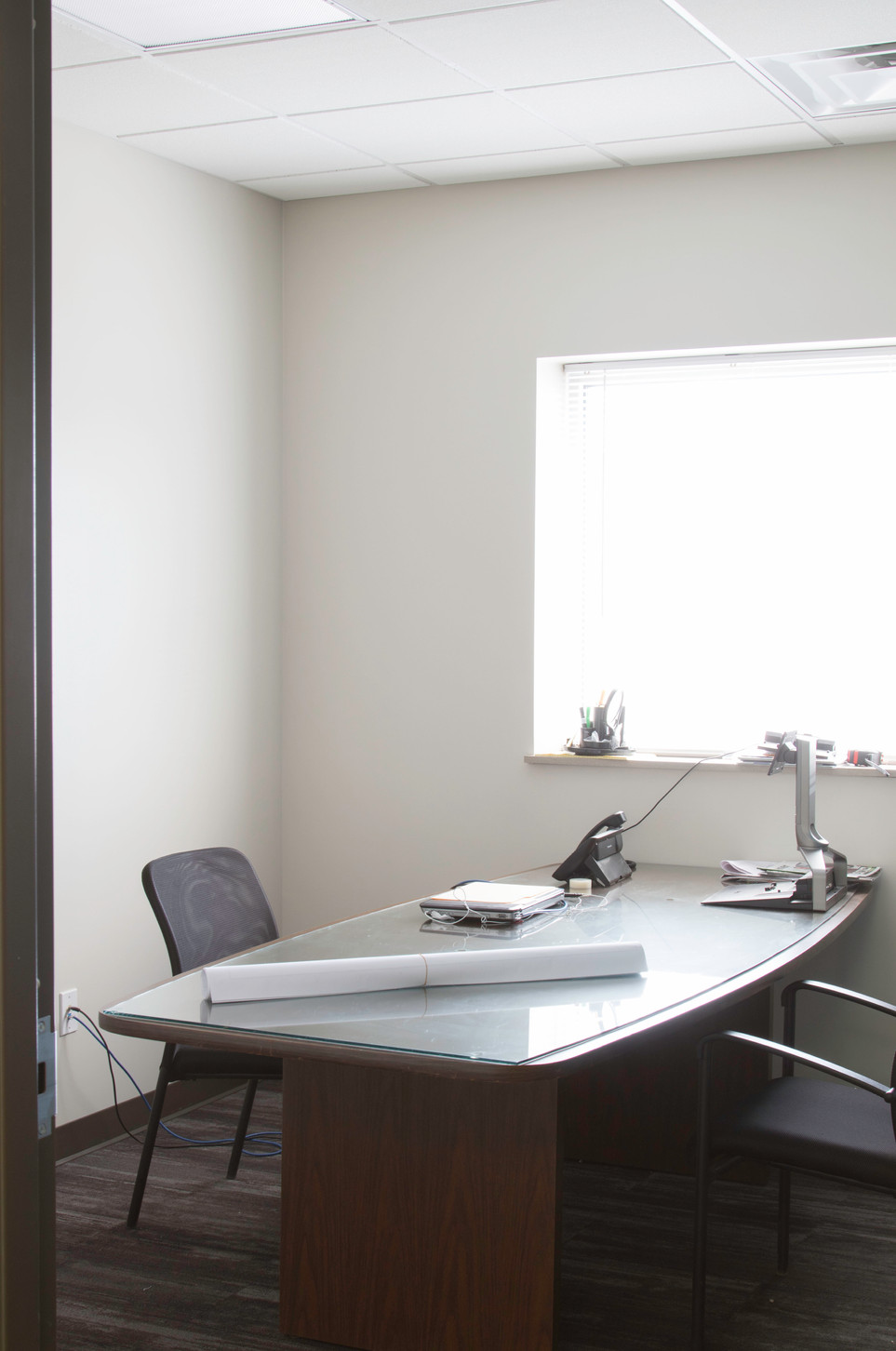 VISU Plumbing: office
