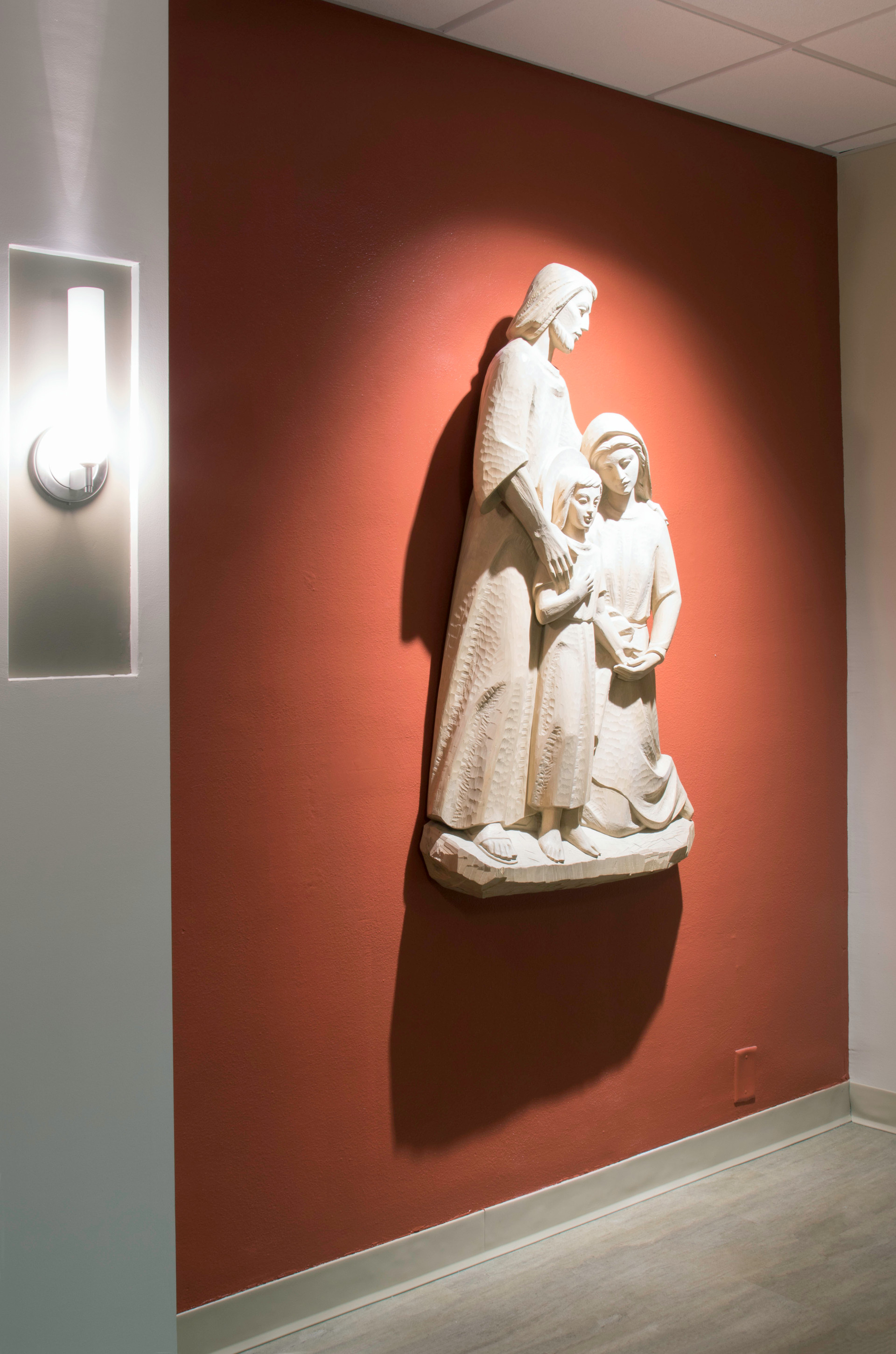 Holy Family Greenville Chapel