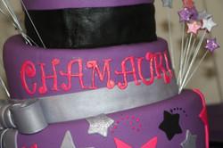 Chamauri cake