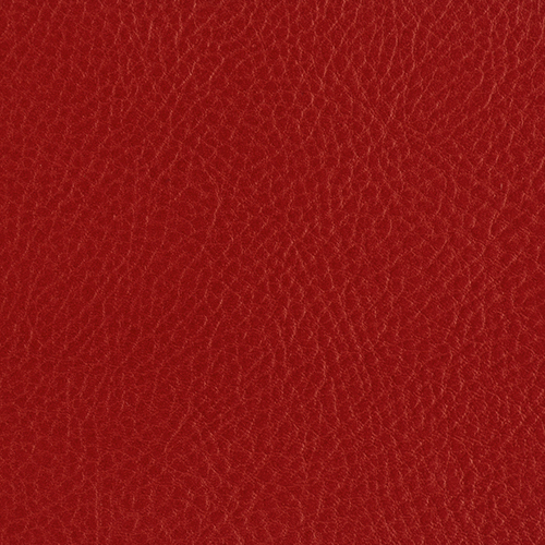 Italian Leather Red