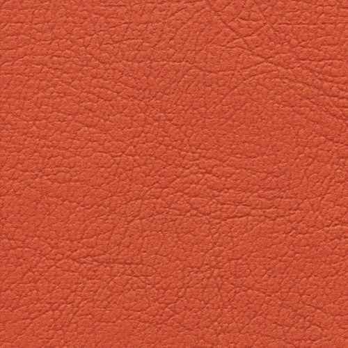 Leather Orange
