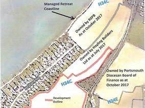 Sinah Field: Map