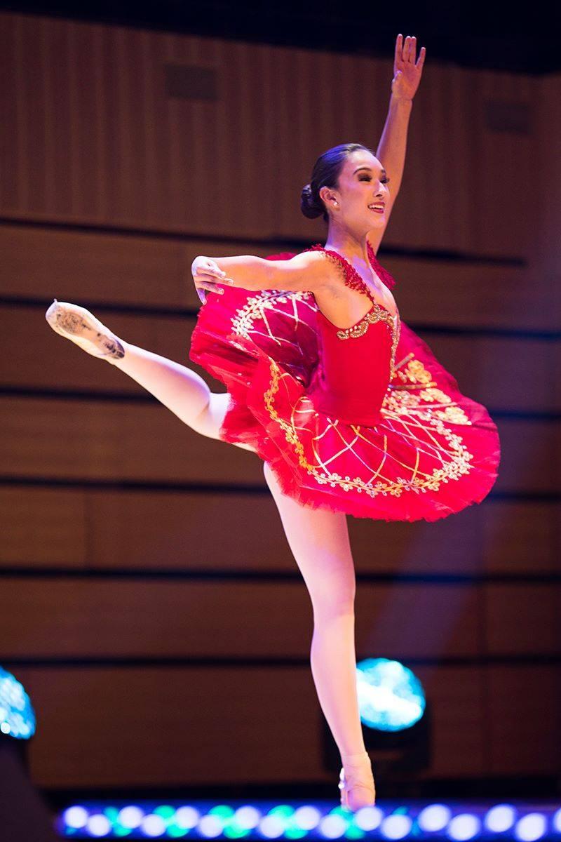 Victoria Chuah's talent performance