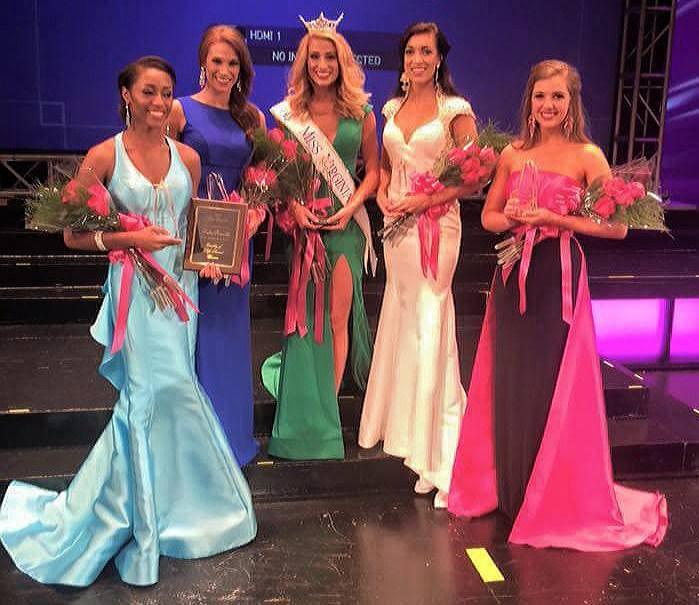 Top 5, Miss Virginia 2016