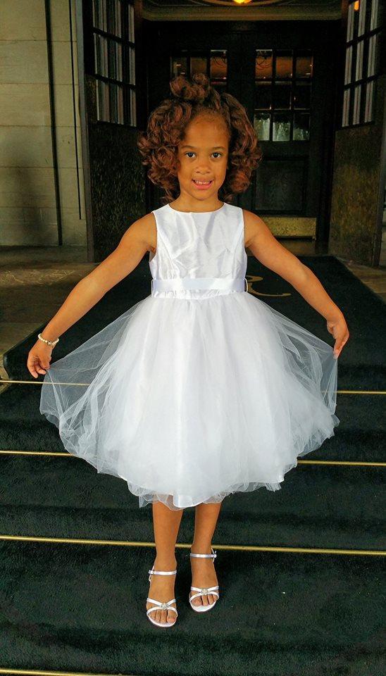 Princess Khaleyah at Miss VA