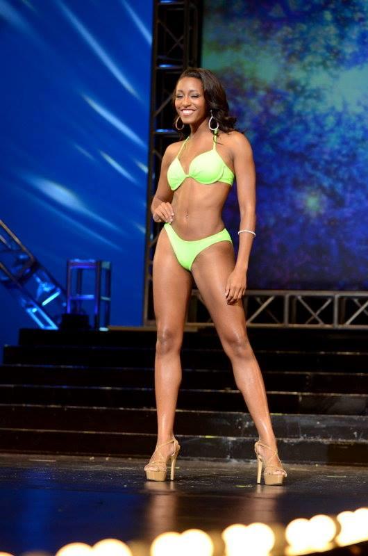 Taylor, Preliminary Swimsuit Winner
