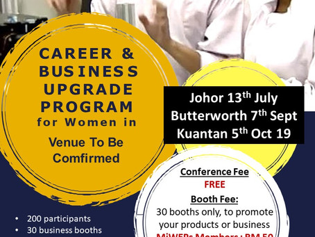 Career & Business Upgrade Program