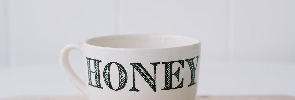 Endearment Cup - Honey