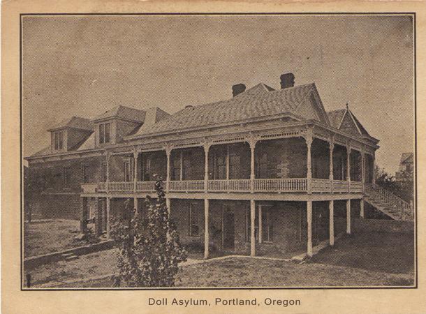 The Doll Asylum