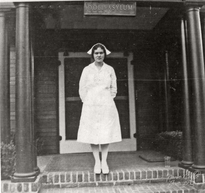 Nurse Cullie - 1932