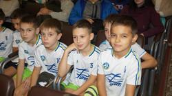 финт, курск, детская футбольная школа, 2010 год, дети,